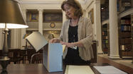 Stolen documents return to the Maryland Historical Society