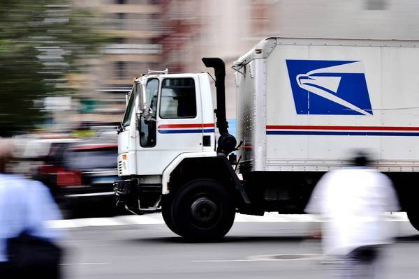 U.S. Postal Service Officials Say Theyu0027re On A Fast Road To Insolvency If  Congress