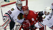 Game 6 photos: Blackhawks 4, Red Wings 3