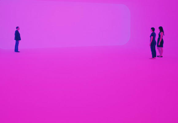 "James Turrell ""Breathing Light"""