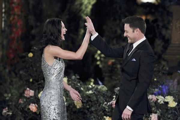 Desiree Hartsock, Chris Harrison