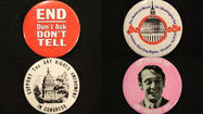 Al Feldstein's political button collection [Pictures]