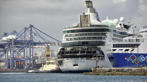 Cruise canceled after fire aboard Royal Caribbean ship