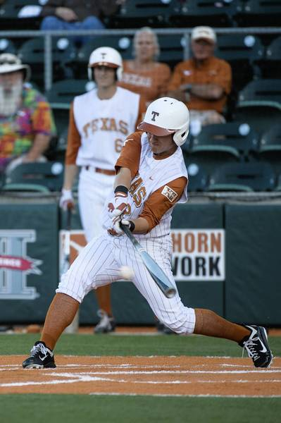 Orland Park's Mark Payton hit close to .400 in 2013 for the Longhorns and could be drafted next week.