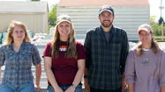 <strong>GLOUCESTER</strong> - The Virginia Institute of Marine Science recently welcomed the fifth group of interns to its six-month Oyster Aquaculture Training Program to learn the skills needed to enter Chesapeake Bay's rapidly growing oyster-farming industry, according to a release.