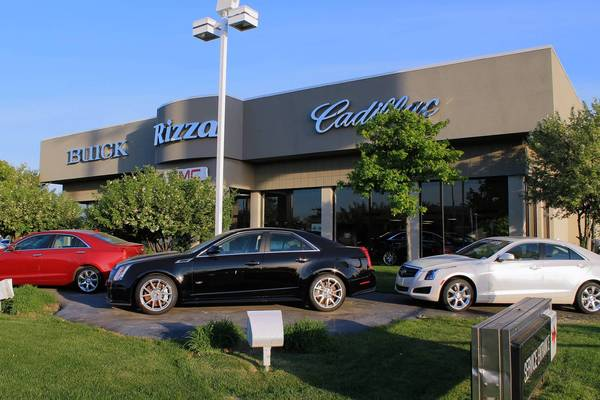 Rizza Cadillac Buick GMC is proposing a $2.5 million remodeling-expansion project for its dealership on 159th Street in Tinley Park.