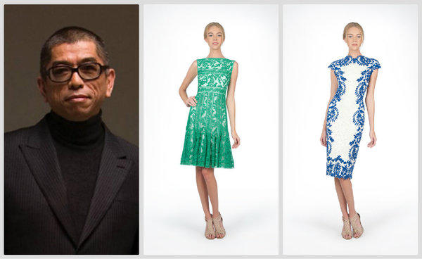 La Designer Tadashi Shoji Discusses 30 Years In The Business Latimes