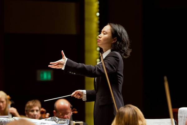 Carolyn Kuan will conduct the Hartford Symhony Orchestra in a 100th anniversary program saluting Stravinsky's 'Rite of Spring.'