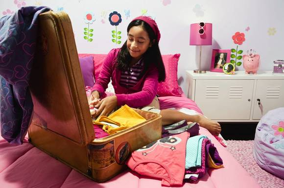 Should you let your daughter pack for camp?