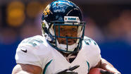 Jacksonville running back Maurice Jones-Drew allegedly punched a security guard in the face at a St. Augustine, Fla., bar and restaurant, according to a police report obtained by multiple media sources.