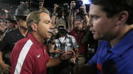 "Alabama coach Nick Saban may have experienced hurt feelings, but said there are no hard feelings between him and the Gators over comments Saban is ""the devil himself."""