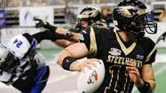 The Professional Indoor Football League announced Tuesday that Lehigh Valley Steelhawks quarterback Adam Bednarik has been selected as the league's offensive player of the week. Bednarik receives the honor after a 67-42 victory over Knoxville on Saturday in which he threw for 333 yards and eight touchdowns.