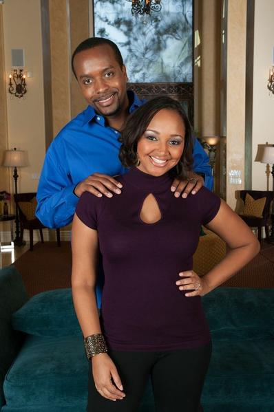 "Danni and Marlon will star on ""Marriage Boot Camp: Bridezillas."""