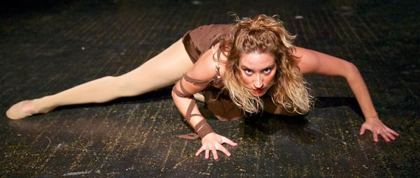 Corinne Mele is a member of Emotions Dance Company.
