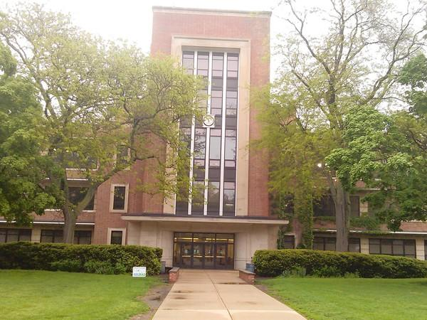 The New Trier Township High School District received about $63,000 in state poverty money. Superintendent Linda Yonke said the number of students needing financial assistance continues to rise.