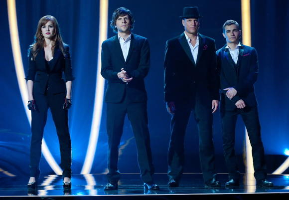 'Now You See Me'