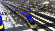 Dan Richard, chairman of the California high-speed rail authority, said Wednesday at a congressional hearing in Madera that the agency had reduced the risk of future cost overruns, but the project's price tag could increase in the future.