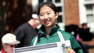 Girls Athlete of the Week: Irene Lu, Atholton, tennis