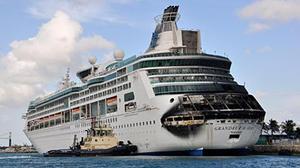Cruise passengers return to Baltimore after harrowing voyage