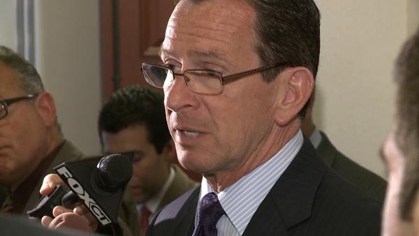 Gov. Dannel P. Malloy on Tuesday defended the tentative budget deal struck by his administration and Democratic legislative leaders over the weekend.