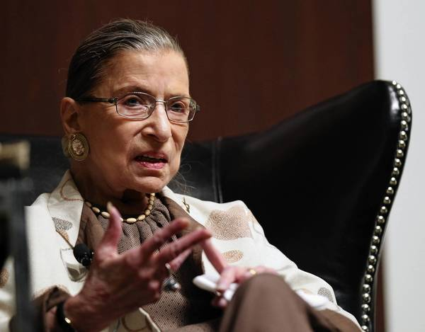 "Justice Ruth Bader Ginsburg wrote that a prisoner filing a federal appeal after the one-year limit must have new evidence strong enough to persuade a judge that ""no juror, acting reasonably, would have voted to find him guilty"" at his trial had the jury known of it."