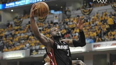 Winderman's view: Pacers 99, Heat 92