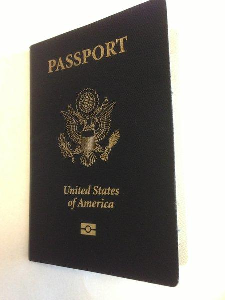 A passport is required for admittance to the Trusted Traveler program as part of the Global Entry System.