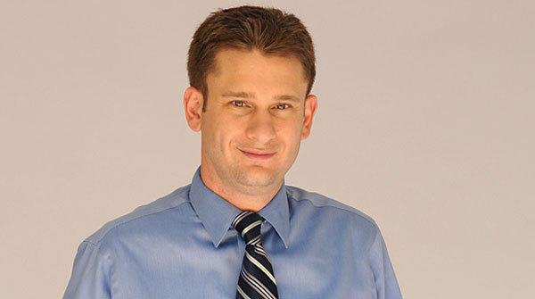Garrett Peck in 2011.