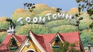 Disneyland's Toontown evacuated after explosion