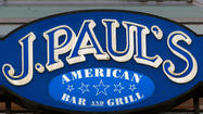 J. Paul's at Harborplace is throwing a patio party Thursday night.