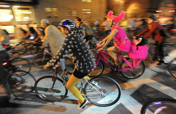 Baltimore Bike Party