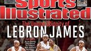 In the wake of LeBron James being forced off the court by foul trouble, the latest issue of Sports Illustrated takes a look of the importance of LeBron James on the court.
