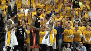 LeBron James may deliver the most drama in prime time as his Miami Heat take on the Indiana Pacers in Game 5 of the NBA Eastern Conference Finals.