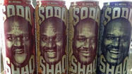 Former NBA star Shaquille O'Neal has announced that he's launched Soda Shaq, a new line of beverages.