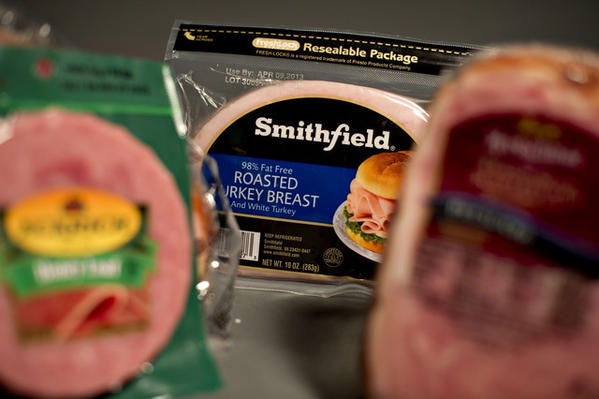 Smithfield bought by Shuanghui for $7.1 billion