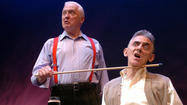 "The McCourt Brothers' ""A Couple of Blaguards"" Plays at the Long Wharf Stage II"