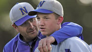 Coach Eric Frank had a successful career at Newington. The highlight was defeating Sal Romano and Southington in the LL championship 3-2 in 10 innings in the rain at Muzzy Field in Bristol in 2011.