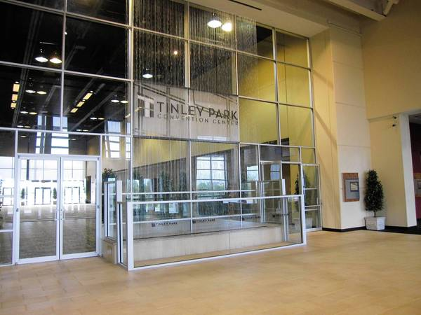 In 2010, Tinley Park issued $14.2 million in bonds to finance expansion of the Tinley Park Convention Center. Because of the sequester, the village plans to refinance and save taxpayer dollars.