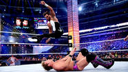 Hitting the Floor With Fandango, the WWE's Latest Craze-Inducing Sensation