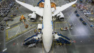 Boeing says installation work on new 787 battery system is complete