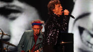 Rolling Stones concert review at United Center