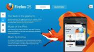 Looking to grow its business beyond just building Apple devices, manufacturing giant Foxconn will reportedly build smartphones running Firefox OS, a new mobile operating system built by the Web browser developer  Mozilla.