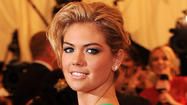 Kate Upton is said to be furious at Victoria's Secret for using images of her in the latest catalog.