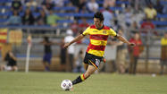FORT LAUDERDALE — This was an opportunity the Fort Lauderdale Strikers had hoped for.