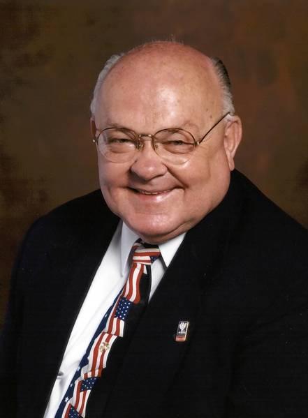 Mayor George Pradel