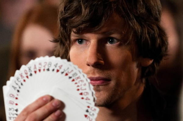"""Jesse Eisenberg stars in """"Now You See Me."""""""
