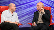 CNN Worldwide chief Jeff Zucker and Aereo investor Barry Diller discuss the controvesial Internet TV service