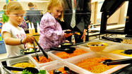 Fogelsville Elementary School gets a salad bar