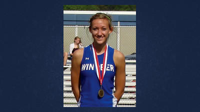 Jenna Bracken has played soccer, track and field and cross country for Windber Area High School.
