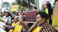 Global Voices: Channeling 'comfort women' amid new controversy